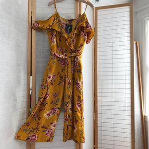 SALE 2/$25…4/$40 Size 3X Stylehouse flo jumpsuit